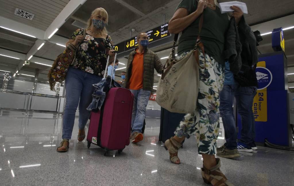 Duitsers mogen naar de Balearen en de Valencia regio vliegen terwijl Spanjaarden geen kant op kunnen