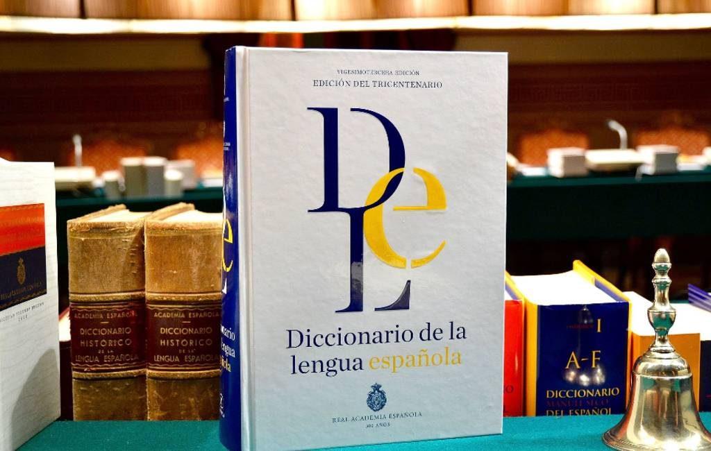 Nieuwe woorden in het woordenboek van de Spaanse taal