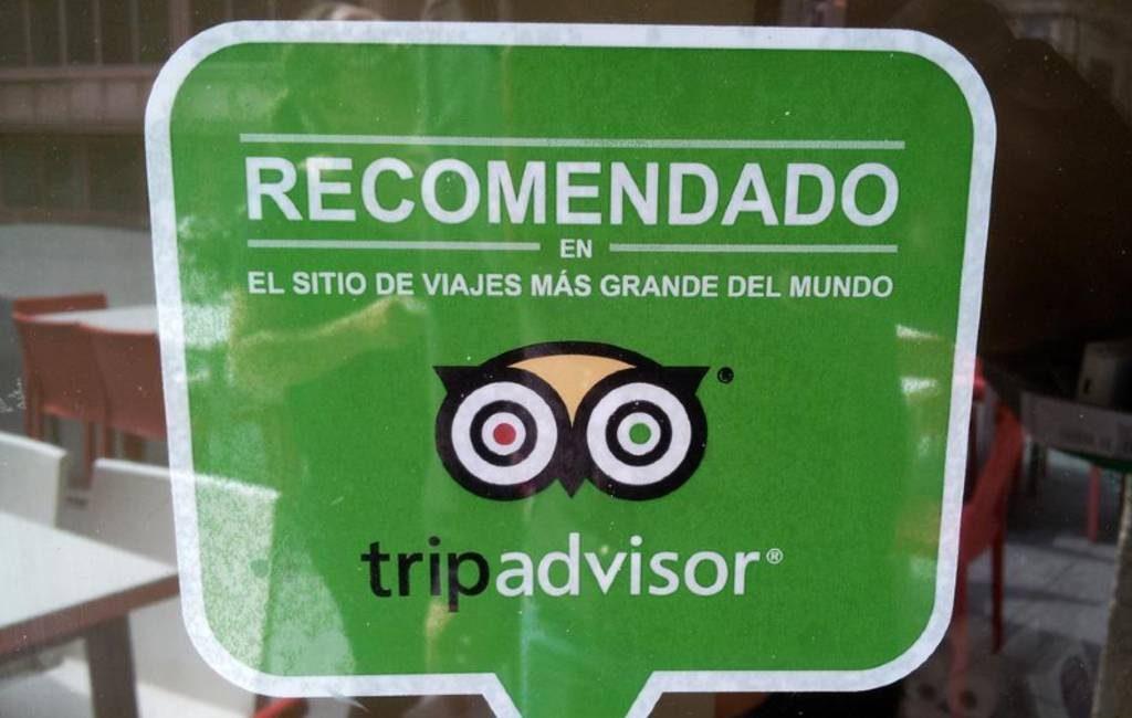 Restaurant eigenaar Valencia eist 660.000 euro van Tripadvisor