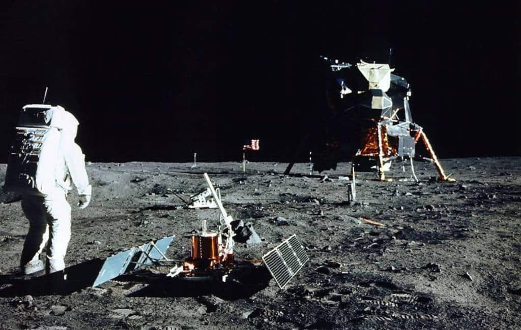 Spanje speelde belangrijke rol bij maanlanding 50 jaar geleden