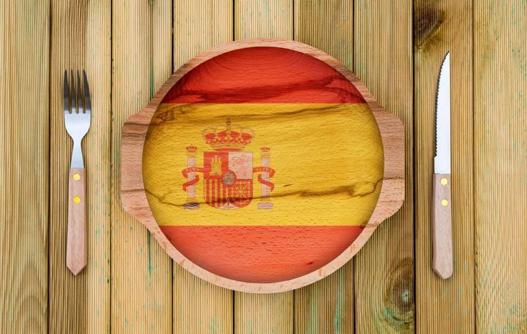 Vijf keer per dag eten mag gerust in Spanje