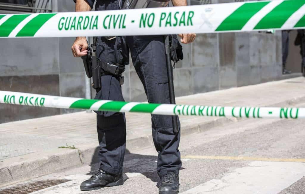 Politie onderzoekt gewelddadige dood Belgische vrouw in Tolox
