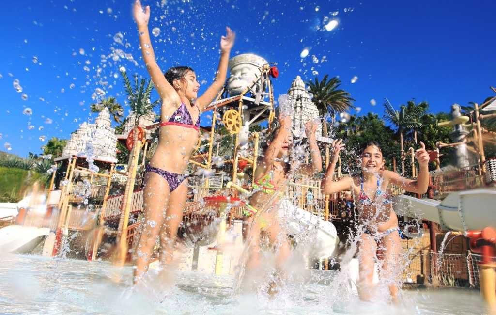 Waterpark Siam Park op Tenerife ook in 2019 de beste ter wereld
