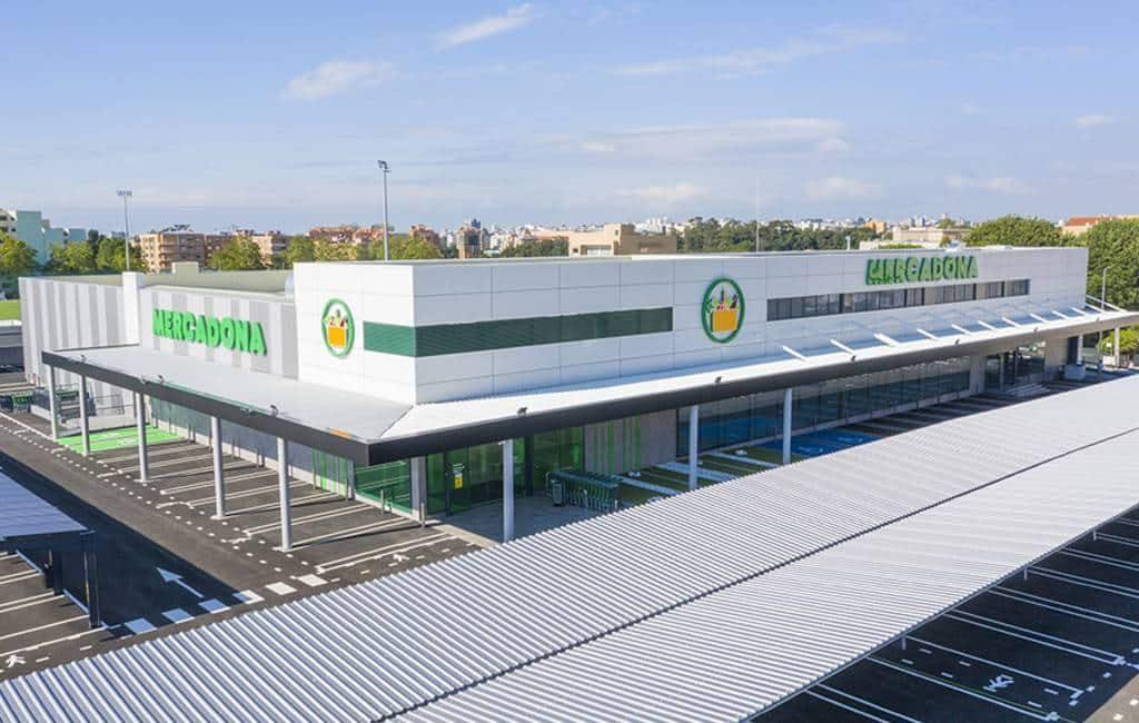 Supermarktketen Mercadona is buitenlands avontuur begonnen