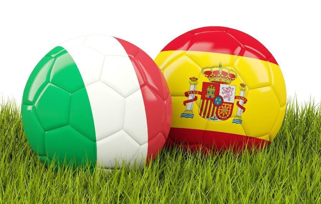 EK-2021 halve finales: Italië wint na verlenging en penalty's van Spanje