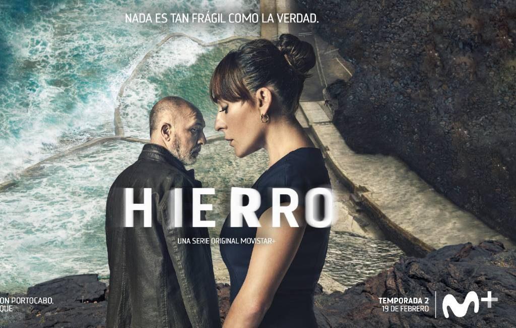 Seizoen twee van tv-serie 'El Hierro' binnenkort te zien in Spanje