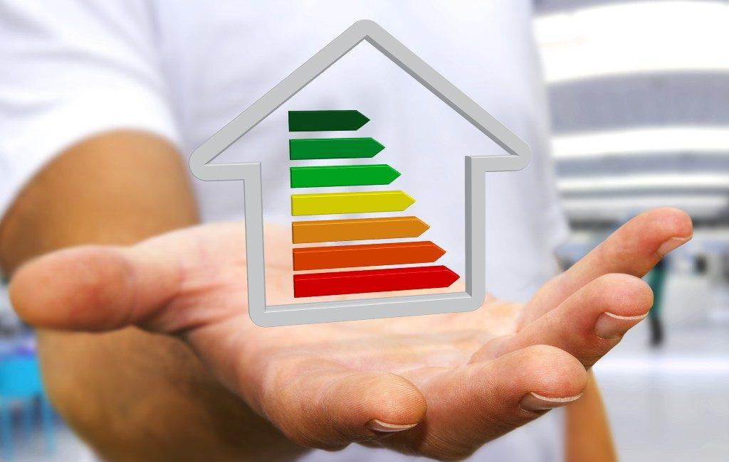 Het vastgoedpark, de gemiddelde bouwjaren en energiecertificaten in Spanje