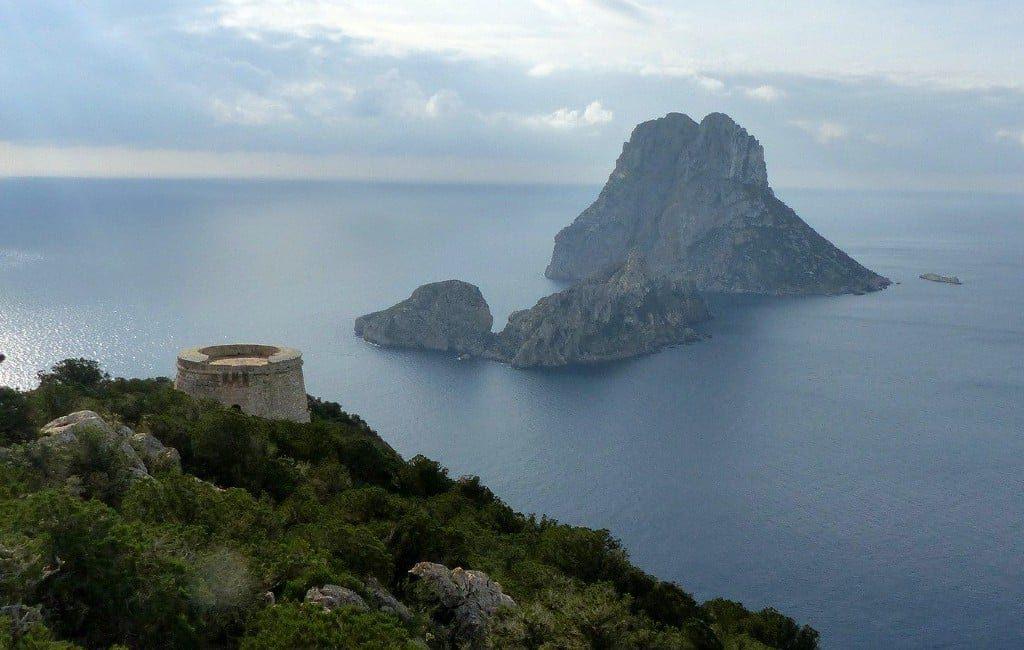 Britse toeriste overleden bij es Vedrà uitzichtpunt op Ibiza