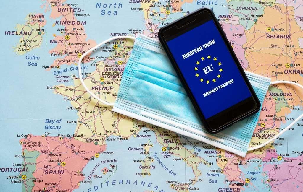 EU maakt de weg vrij voor het digitale EU-covidcertificaat vanaf 1 juli