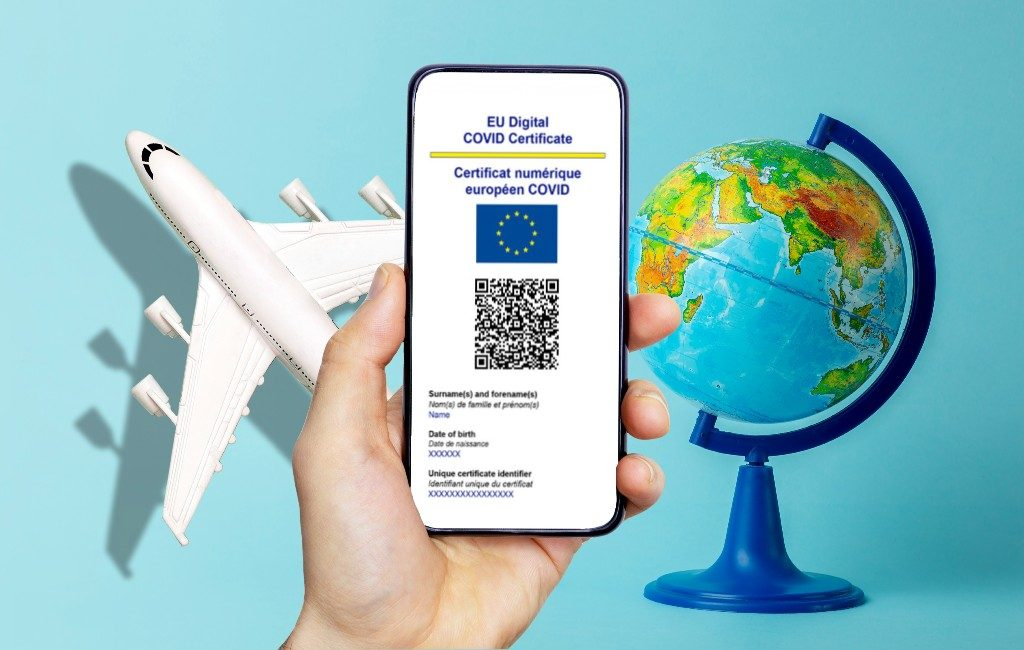 1 juli 2021: het digitale EU-Covid certificaat moet het reizen makkelijk maken
