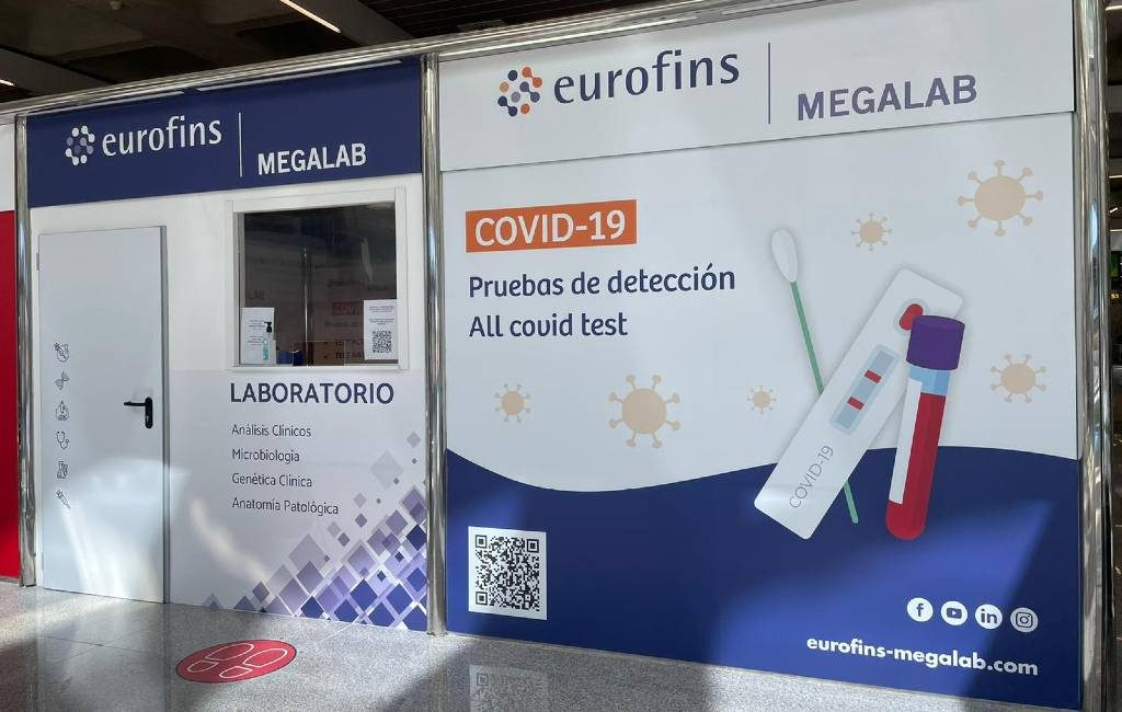 Voordelig op corona testen direct bij vliegveld Alicante-Elche nu mogelijk