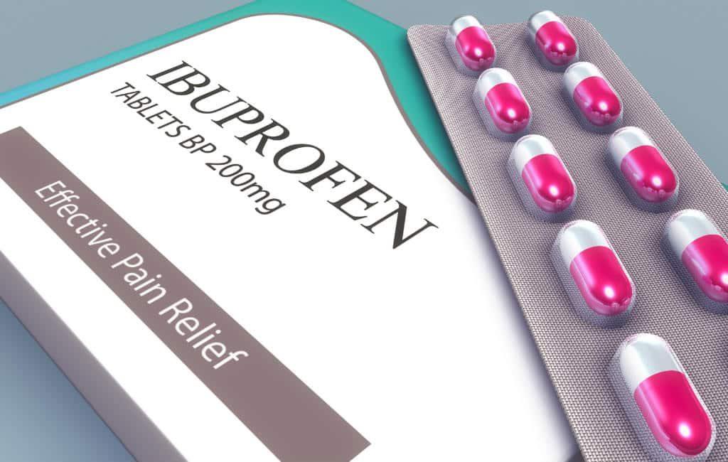 Einde aan vrije verkoop ibuprofen en paracetamol in Spanje