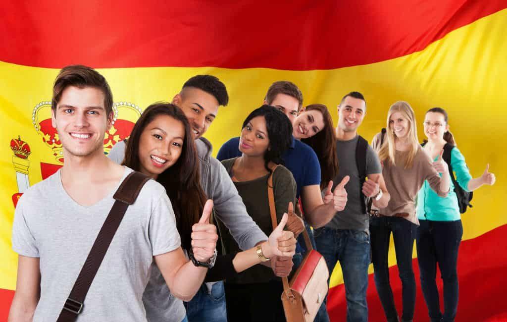 De Europese jeugd leert het liefst Spaans als vreemde taal