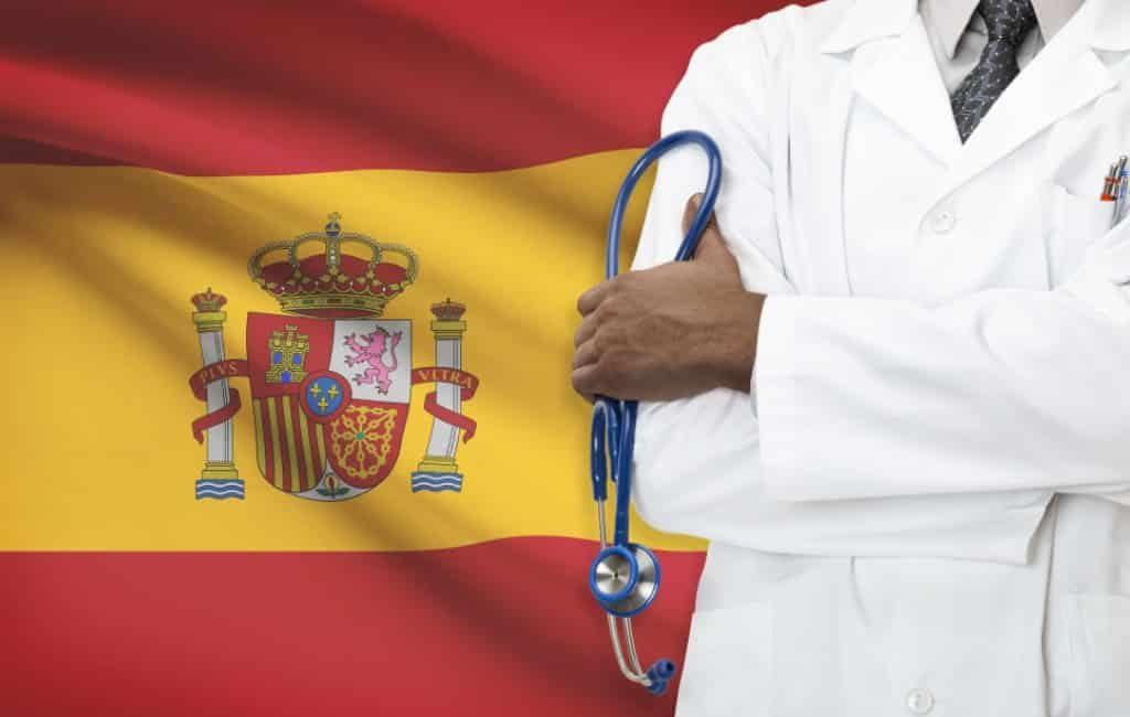 Laagste uitgaven gezondheidszorg maar Spanje is gezondste van de EU