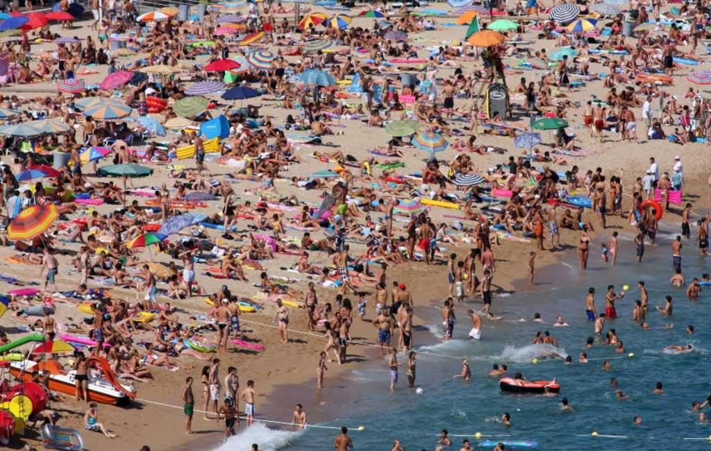 10 persoonlijkheden die je op de stranden in Spanje tegenkomt