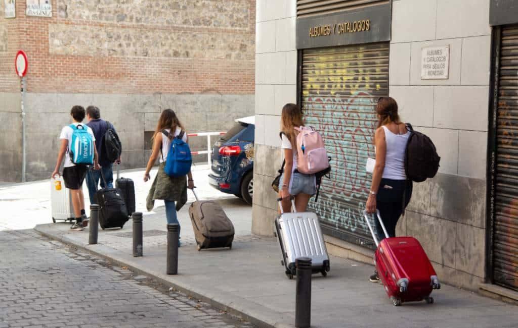 Meer toeristische appartementen dan hotelkamers in de provincie Alicante