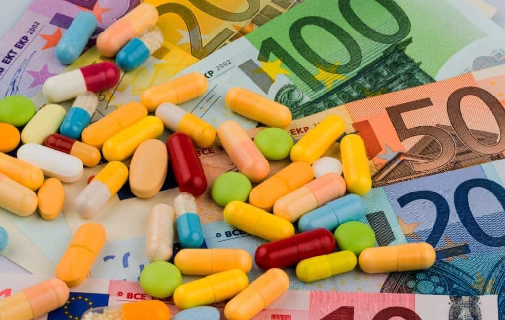 Meer dan 16.000 medicijnen goedkoper in Spanje