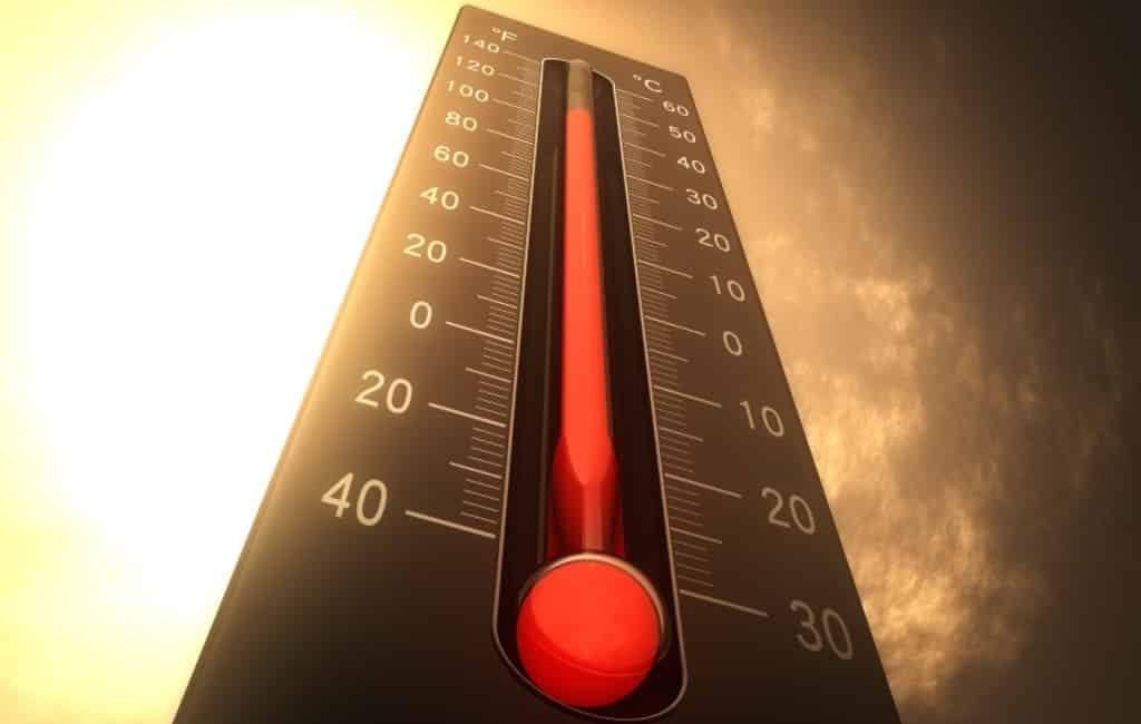 November begonnen met 30 graden in Spanje