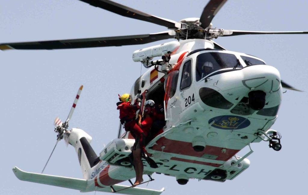 5-jarig meisje op luchtbed voor kust Tarragona overleden