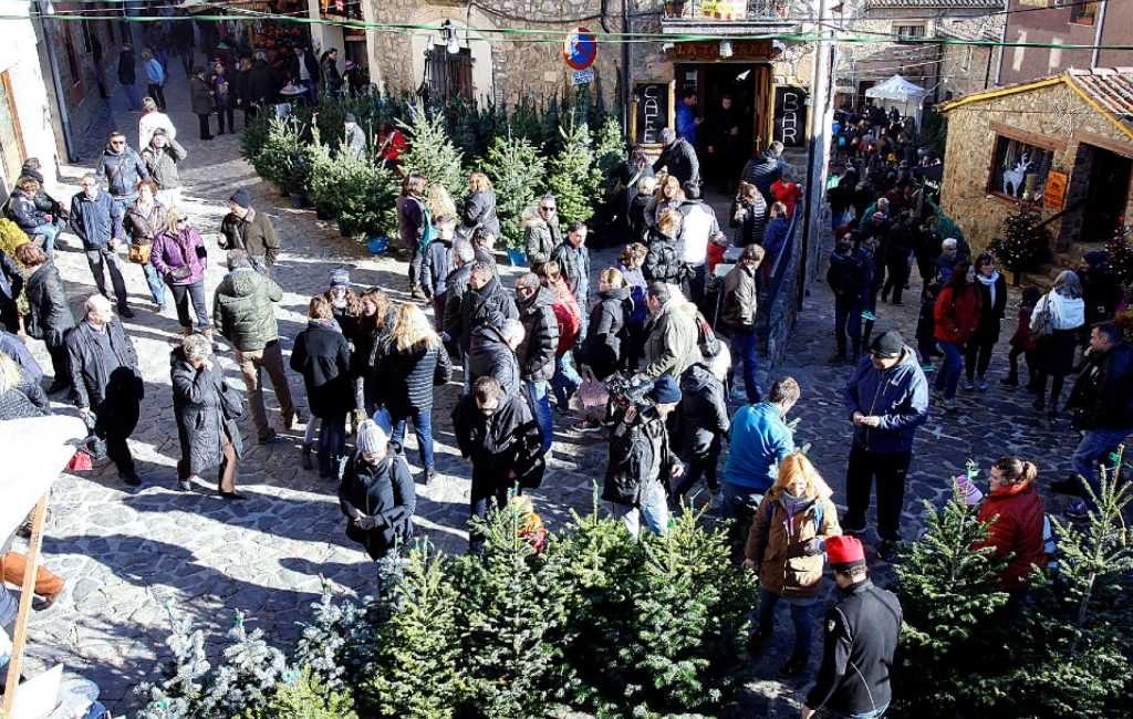 Espinelves: het Catalaanse dorp dat leeft van de kerstbomen