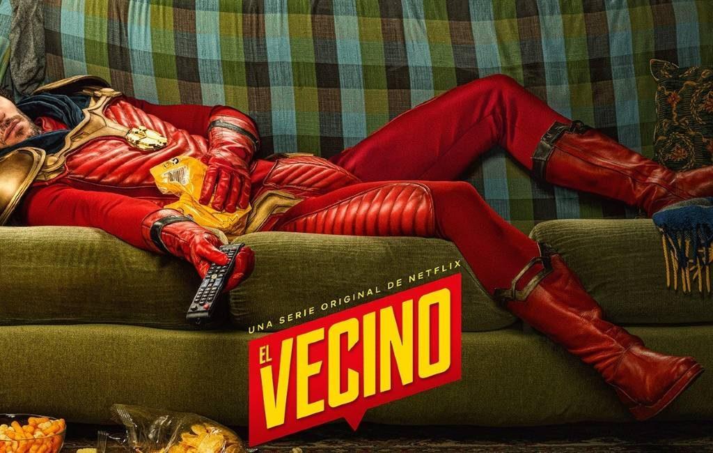 Nieuwe Spaanse superheld 'El Vecino' op Netflix te zien
