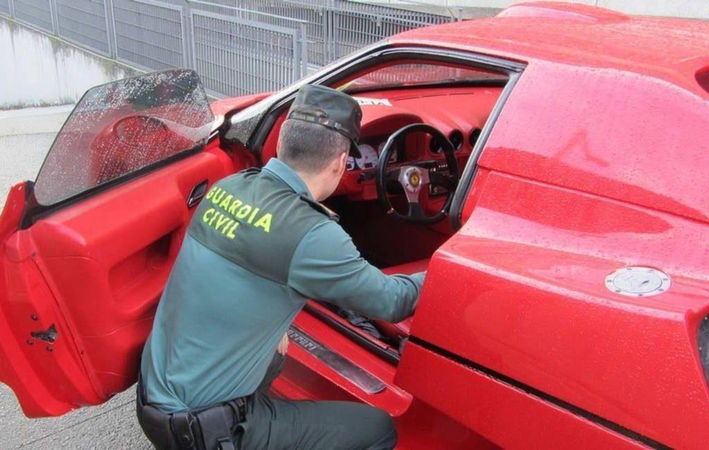 Nederlander rijdt met Belgische Ferrari 270 km/uur van Marbella naar Málaga