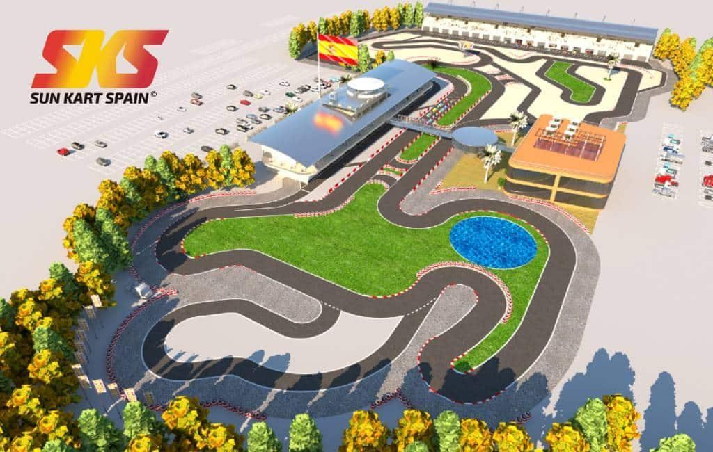 Nederlanders gaan karting circuit bouwen in Málaga