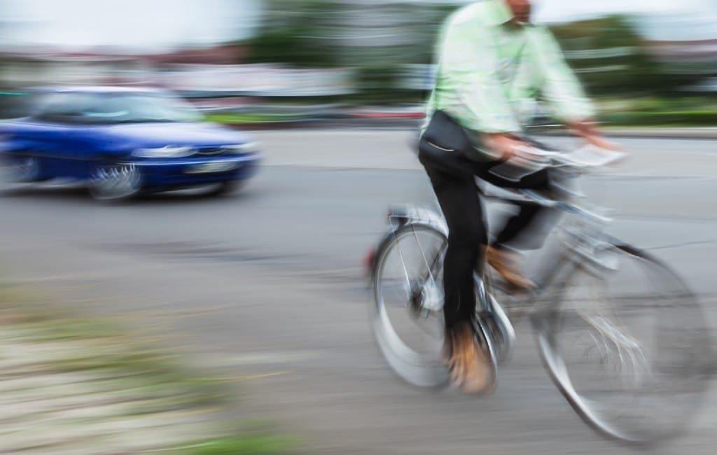 In Spanje moet je vanaf nu op een andere manier met de auto fietsers passeren