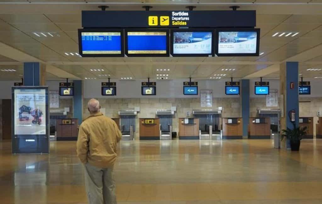 72-jarige Belg door reisbureau niet naar Gijón maar Gerona gestuurd