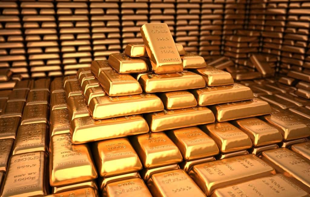 Spanje op 19e plaats wat betreft goudreserve