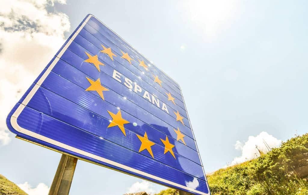 Grenzen Spanje met Portugal weer open