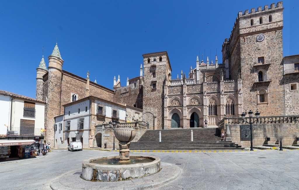 Spaanse avonturen in Fortuna/Murcia van Egbert en Barbara (74)
