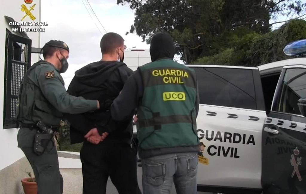 Politie arresteert in Valencia een door Nederland gezochte crimineel