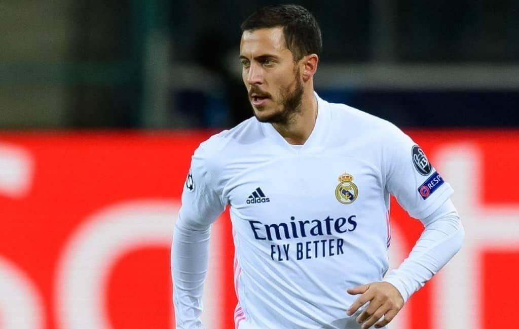 Belgische Real Madrid speler Eden Hazard positief getest op corona