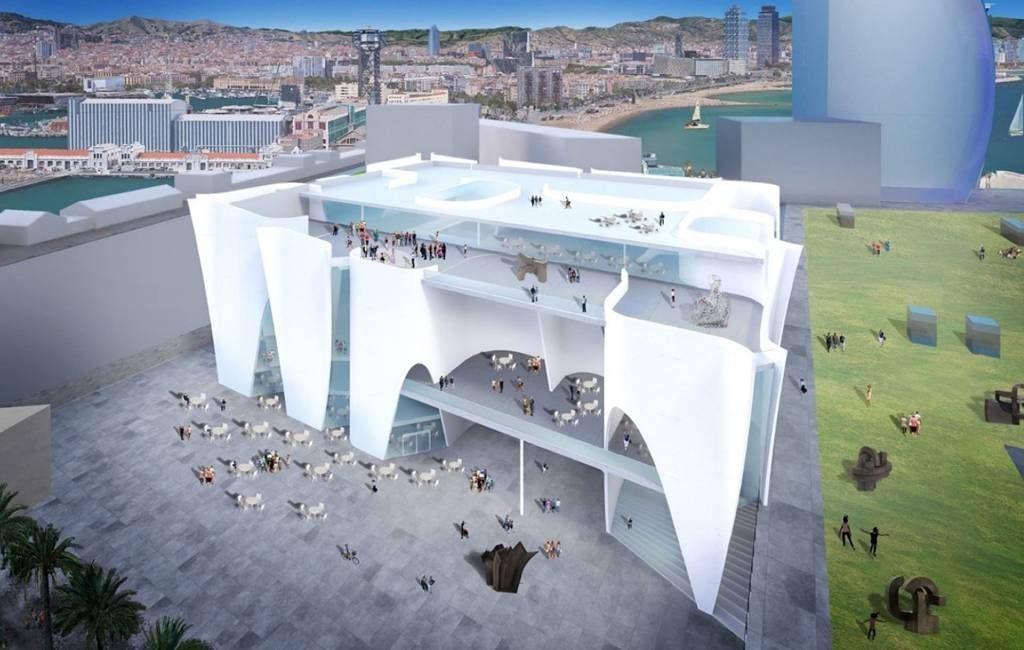 Komt het in Barcelona afgewezen Hermitage museum naar Málaga