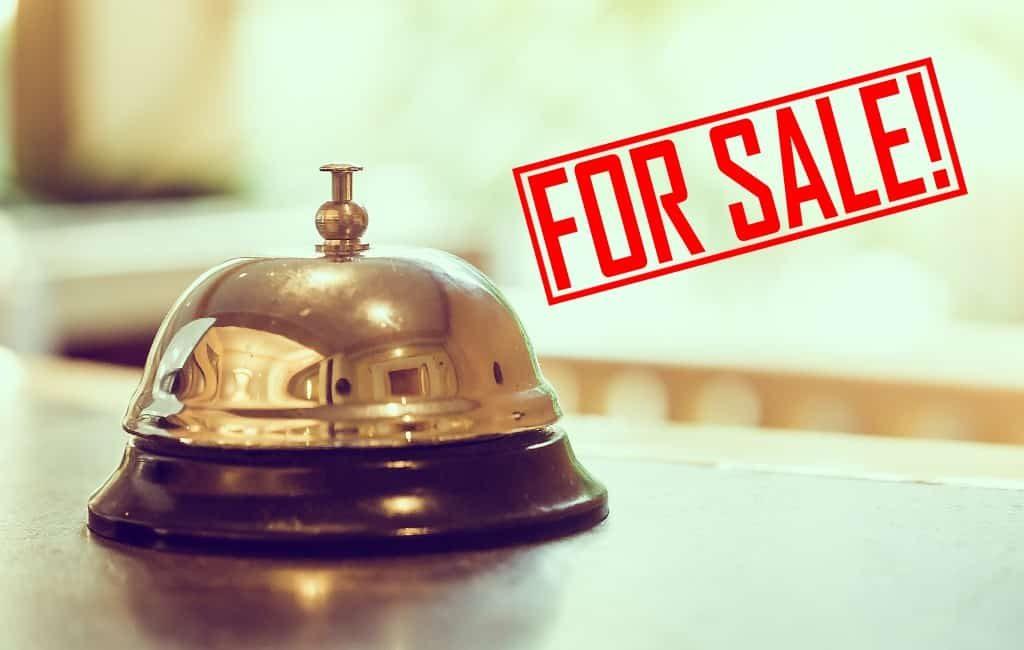 Meer dan 550 hotels te koop in Spanje