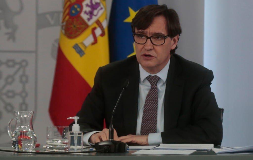 Nog steeds geen plannen voor vergaande lockdown in Spanje