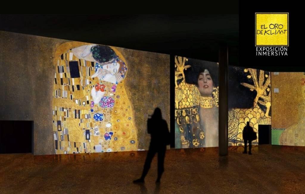 Gustav Klimt komt met spectaculaire virtuele expositie naar Valencia