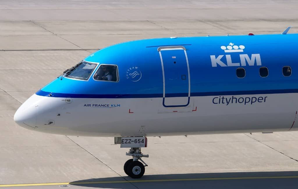 KLM begonnen met dagelijkse vluchten naar en vanuit Madrid en Barcelona