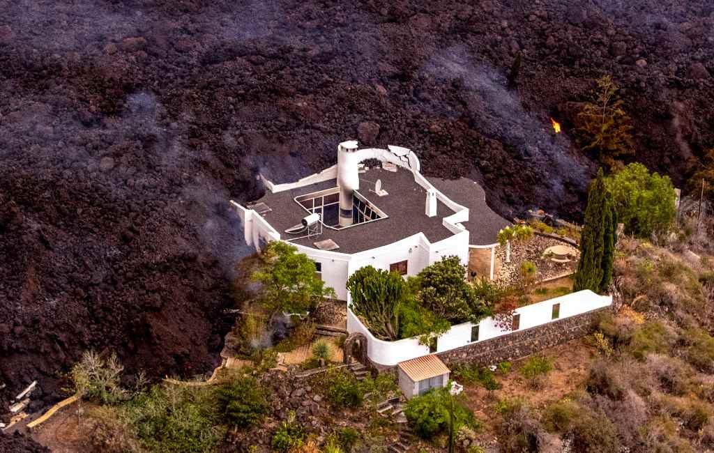 As- en zwavelwolk vulkaan La Palma zal ook Almería, Murcia, Alicante en Balearen treffen