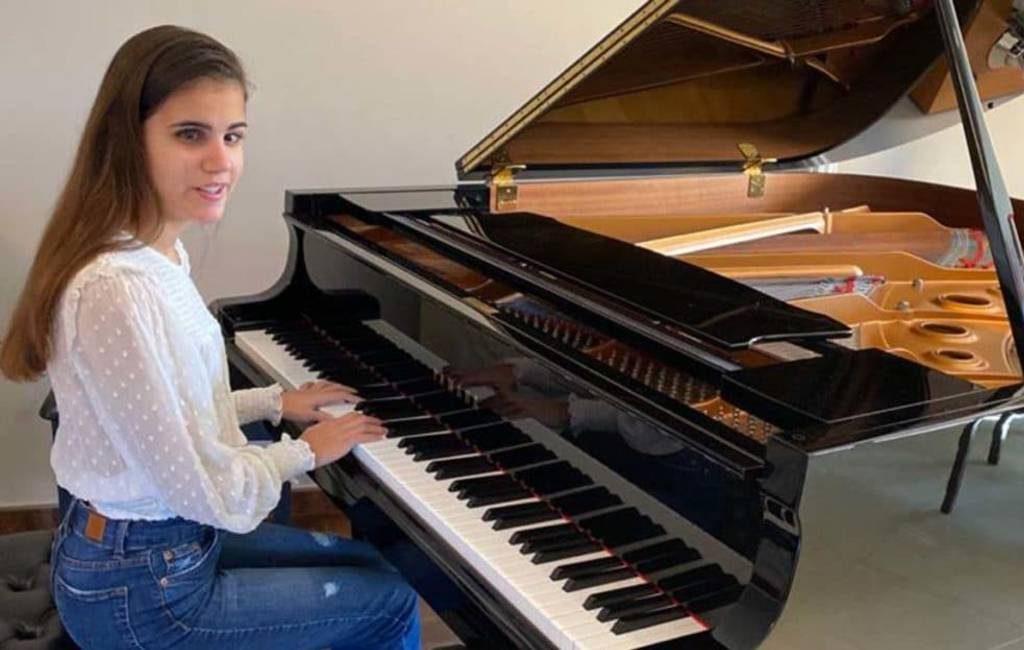 Laura Diepstraten García uit Almería wint eerste Eurovisiesongfestival voor blinden
