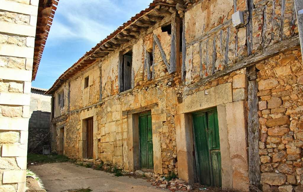Meer dan 3,4 miljoen leegstaande woningen in Spanje