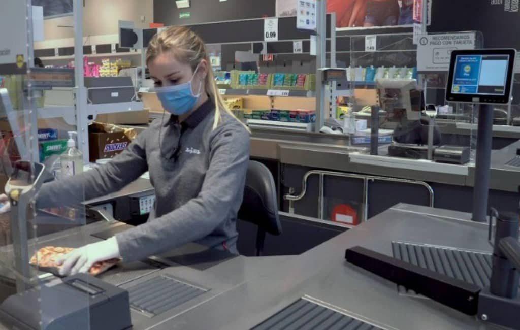 Personeel Lidl Spanje gaat staken vanwege corona-maatregelen