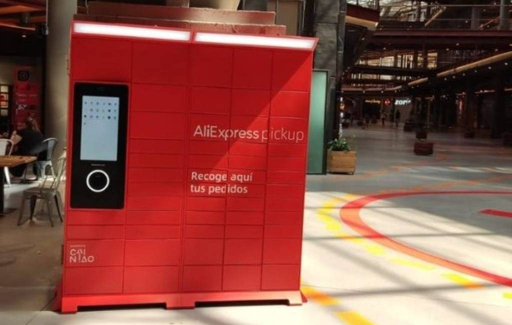 AliExpress gaat concurrentie aan met Amazon en Correos met eigen lockers