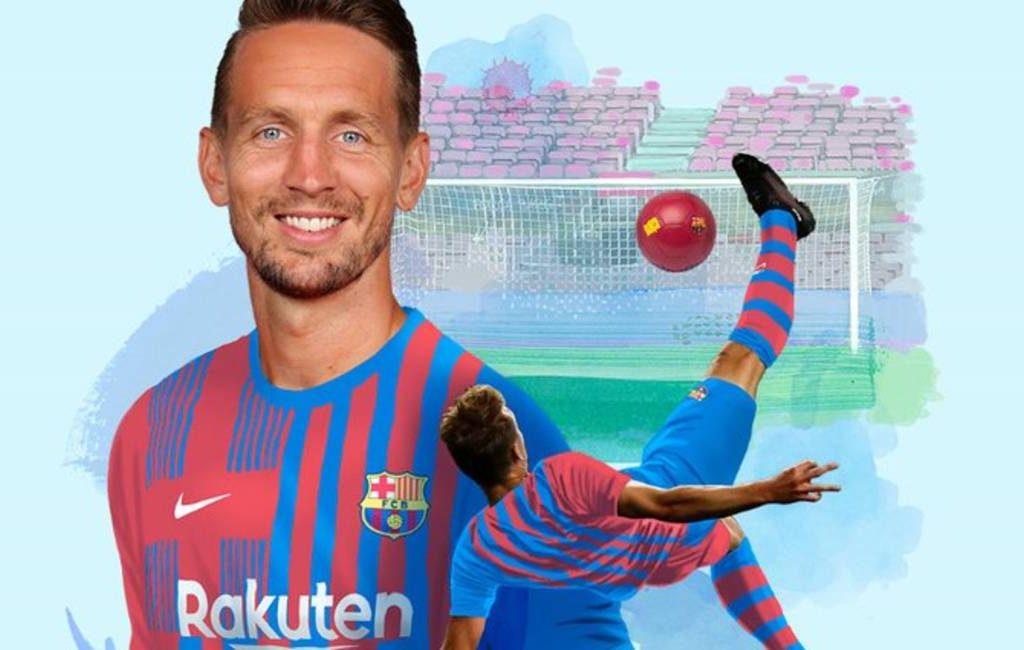 Luuk de Jong nieuwe en alweer 23e Nederlandse voetballer bij FC Barcelona