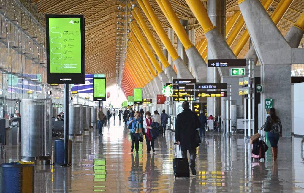 Madrid-Barajas gekozen tot klantvriendelijkste vliegveld van Europa