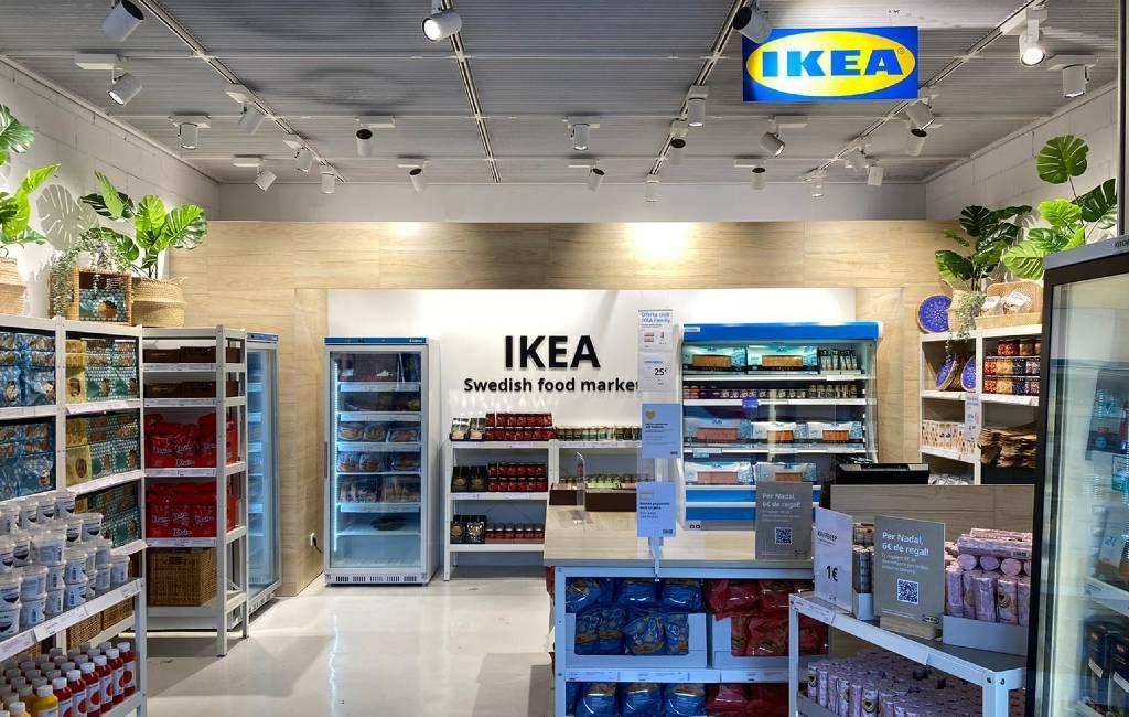 Nieuwe Pop-Up Store van IKEA met Zweedse delicatessen in Barcelona