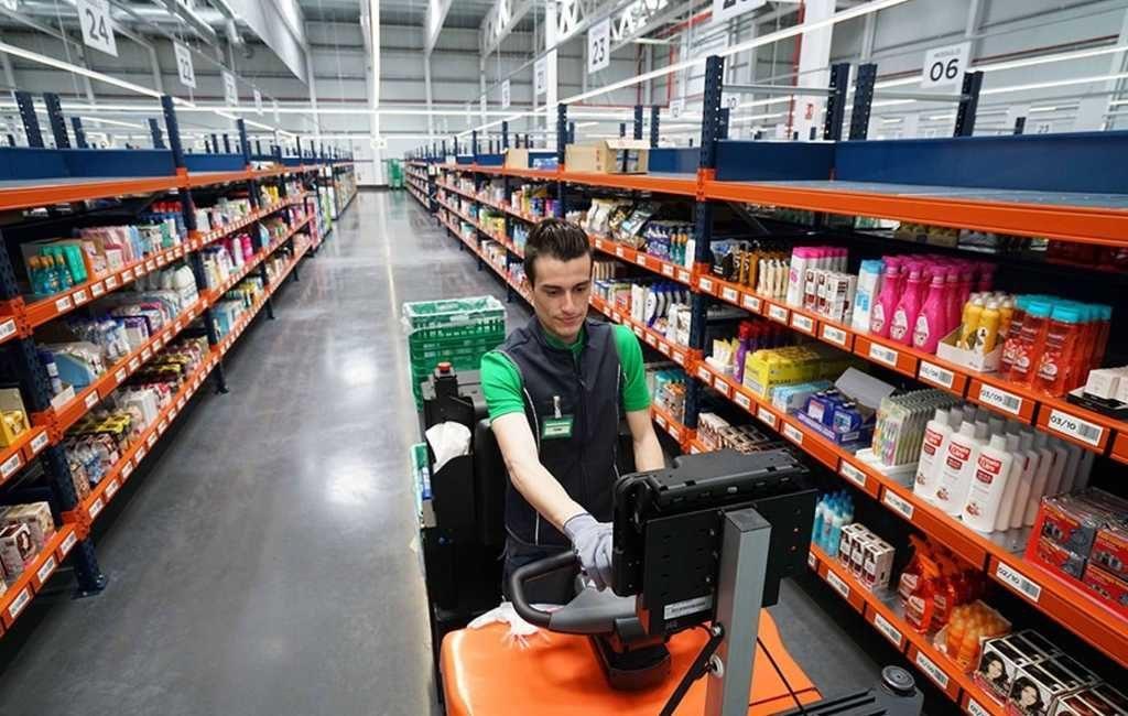 Steeds meer zogenaamde 'Dark Stores' supermarkten in Spanje