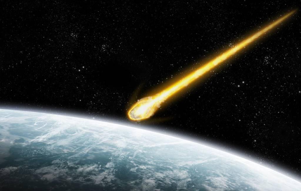 Meteoriet valt op Tenerife