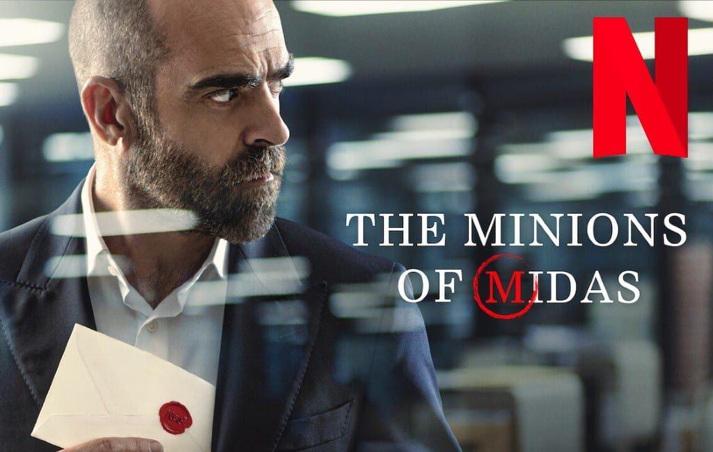 Nu op Netflix de nieuwe spannende Spaanse serie 'The Minions of Midas'